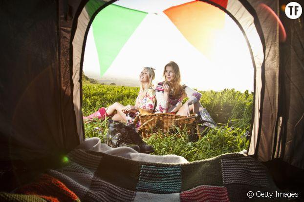 Le camping, l'assurance de vacances bien remplies