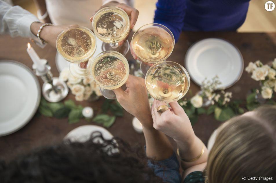 3 choses à faire avec du champagne sans bulles