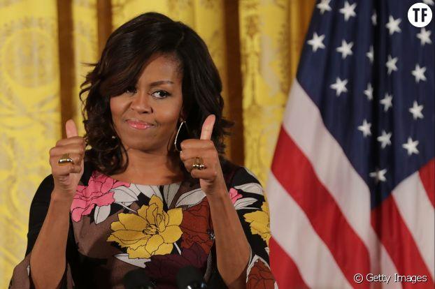 Michelle Obama, la femme préférée des Américains