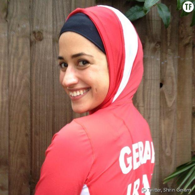 Shirin Gerami, première triathlète iranienne, milite pour que les femmes puissent avoir accès au sport en Iran