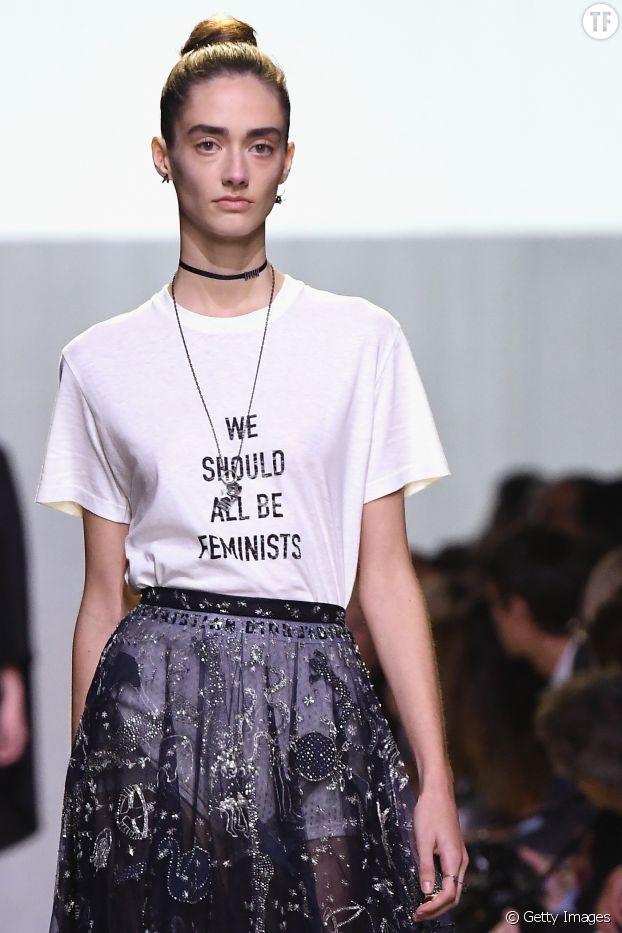 Défilé Dior printemps - été 2017