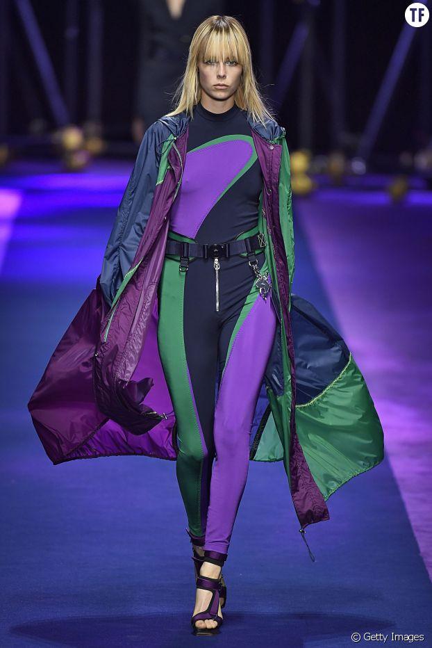 Défilé Versace printemps - été 2017