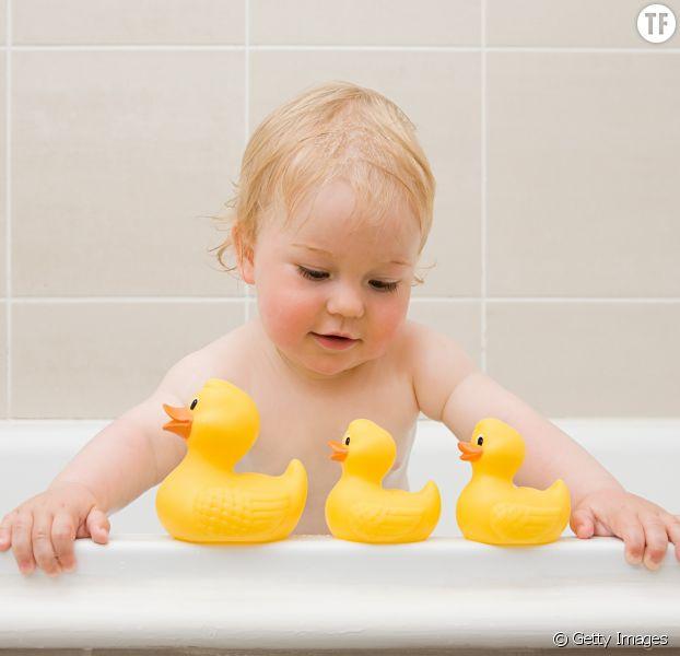 Comment lui donner envie d'apprécier le bain ?