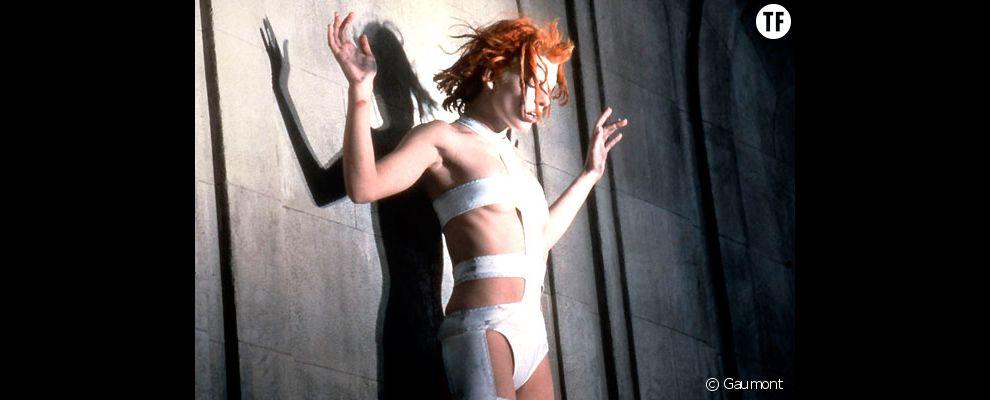 Milla Jovovich dans Le Cinquième élément