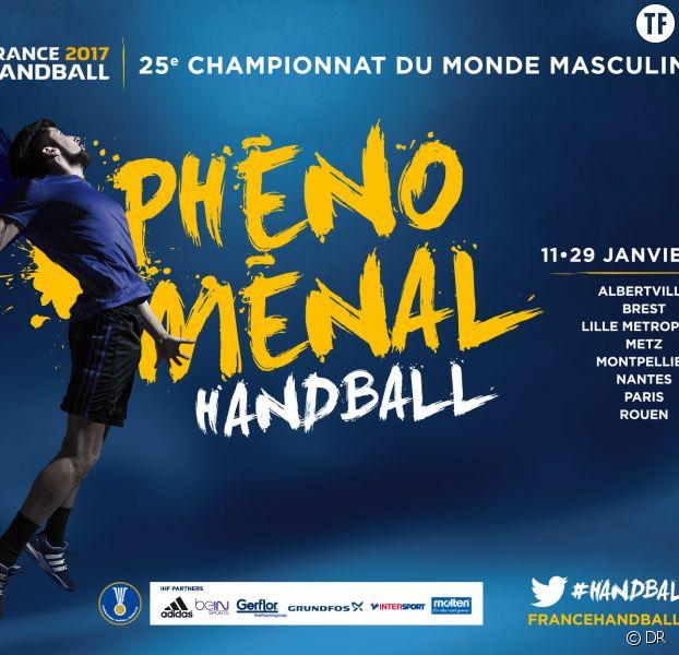 Affiche de la Coupe du monde de handball 2017