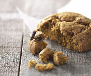 La recette gourmande des cookies au chocolat et à la citrouille