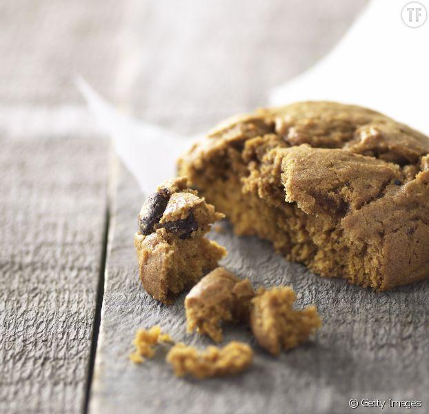 La recette gourmande des cookies chocolat et citrouille