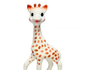 Sophie la Girafe serait-elle dangereuse pour les enfants ?