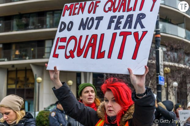 Une manifestation anti-Trump à New York le 12 décembre 2016