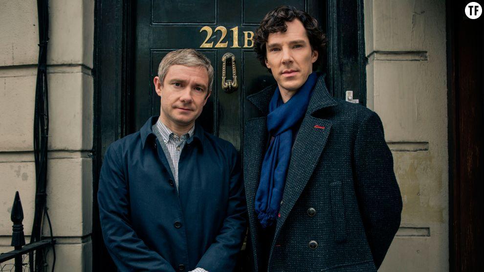Sherlock et Watson