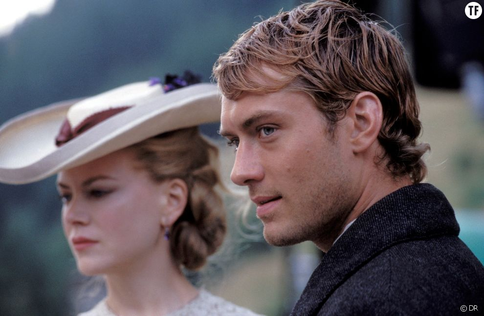 Jude Law dans Cold Mountain
