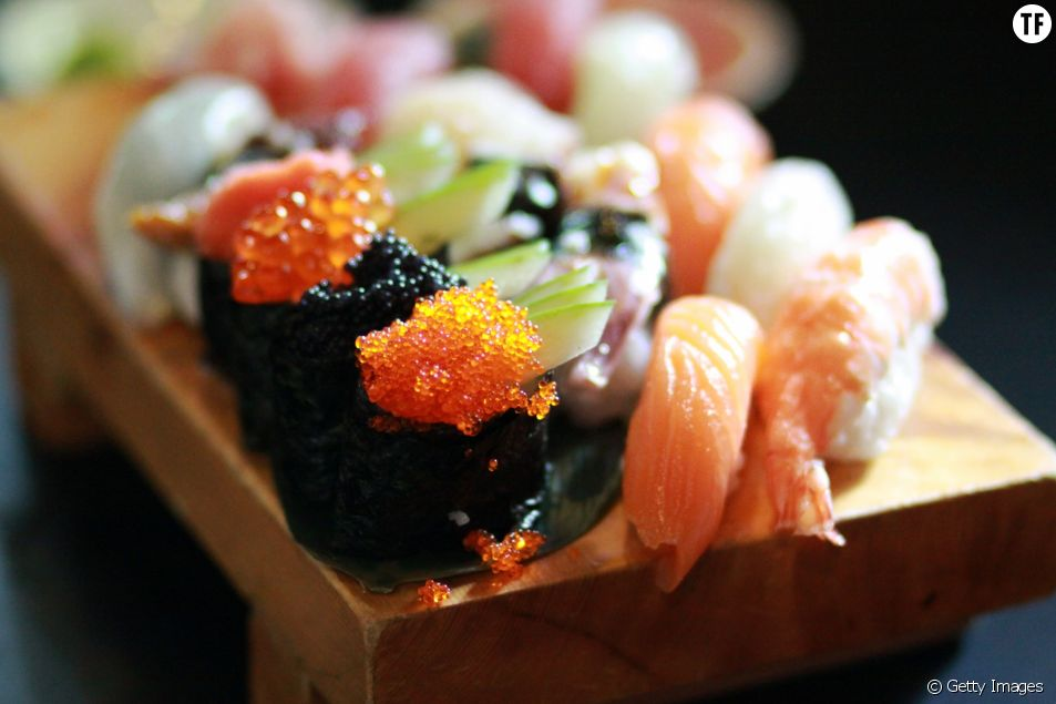 Les plats les plus lights et les plus caloriques au restaurant japonais