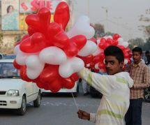 Le Pakistan interdit de fêter la Saint-Valentin
