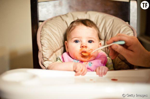 Le test de la purée de carotte