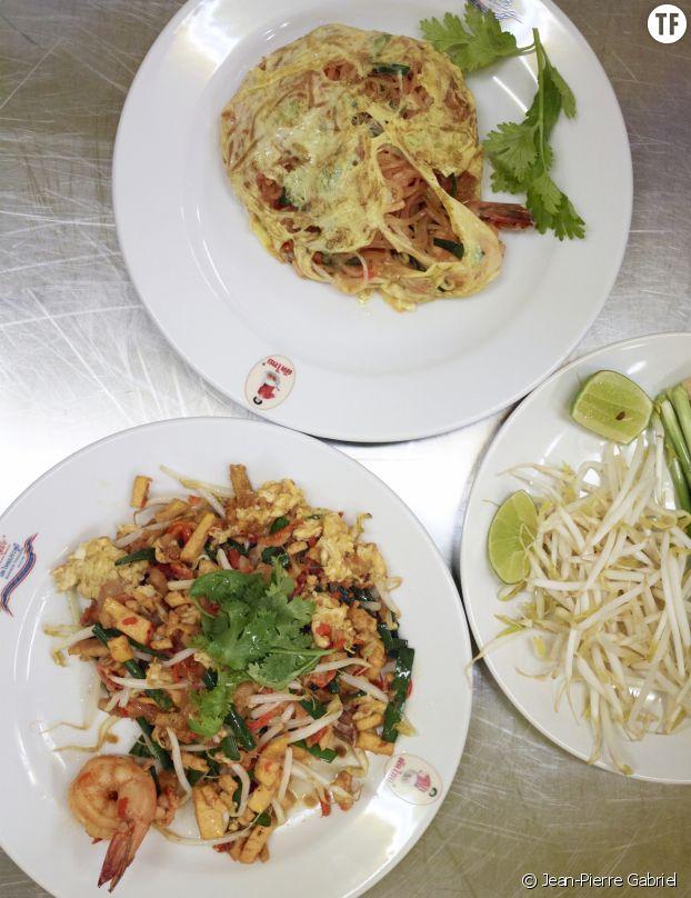 Phat thaï sans nouilles