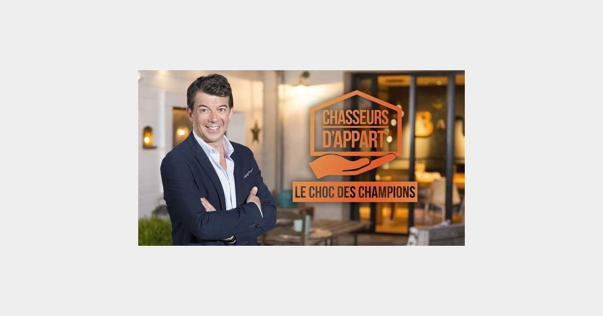 Chasseurs d 39 appart le choc des champions replay de l - Replay chasseurs d appart ...