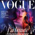 Valentina Sampaio, premier mannequin transgenre en couverture de Vogue Paris