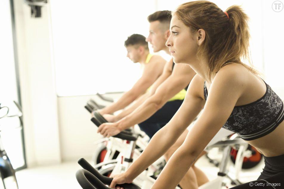 Les cours d'indoor cycling seraient dangereux pour la santé