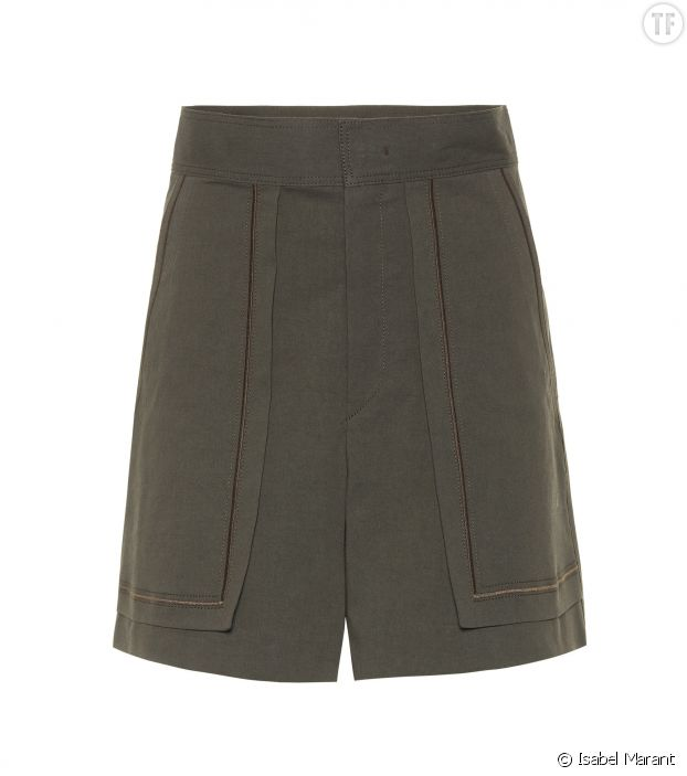Mom short Isabel Marant