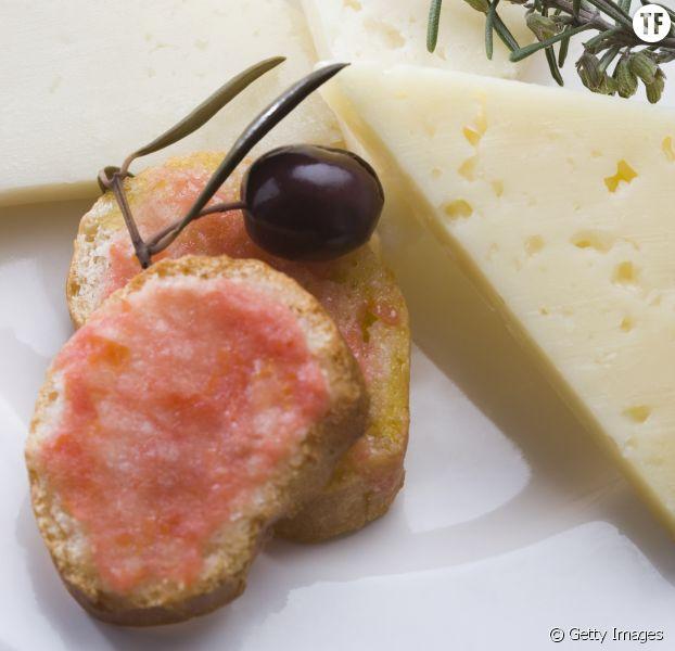 La recette des Pan con tomate