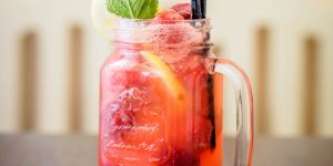 La recette originale de la limonade de fraises
