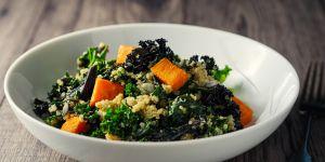 La recette healthy de la salade détox aux patates douces