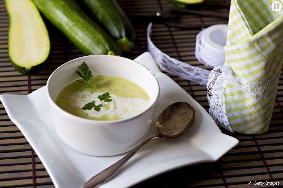Les recettes de soupe froide pour l'été