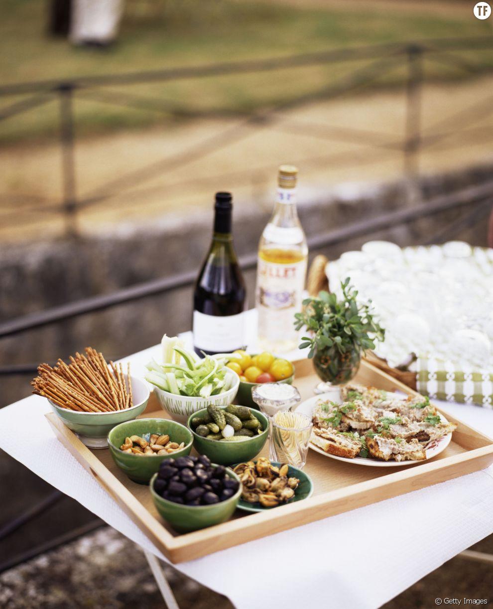 Comment organiser un aperitivo pour une soirée d'été ?