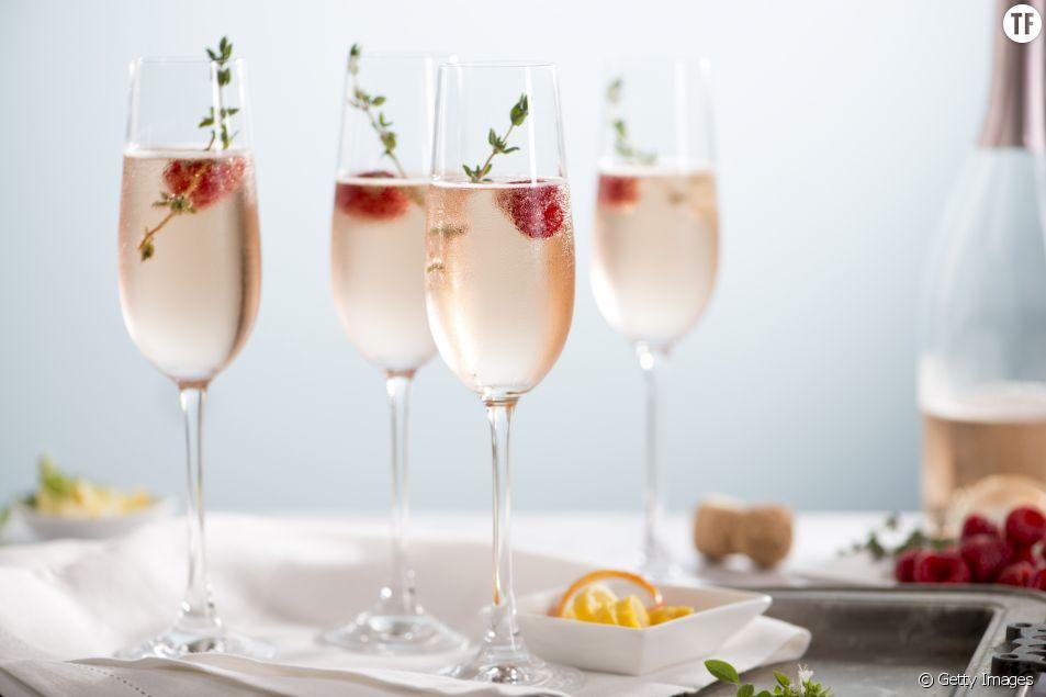 La rosénade, le cocktail qui change du rosé