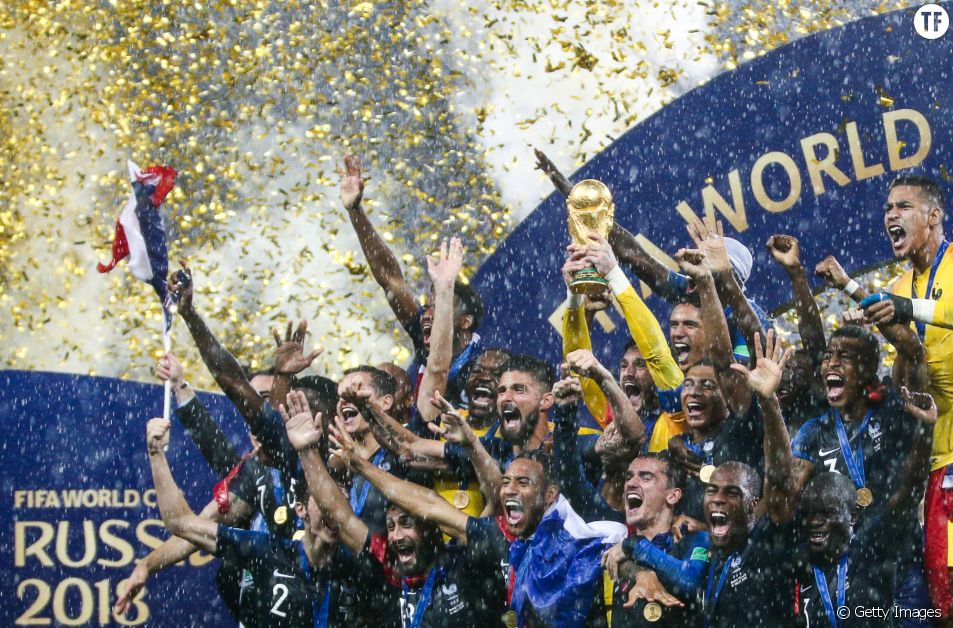 Equipe de France masculine de football