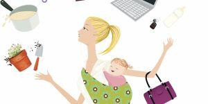 Ma vie de maman façon to-do list : 2 pistes pour sortir la tête du guidon