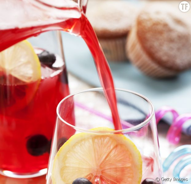 La recette du sirop de fruits