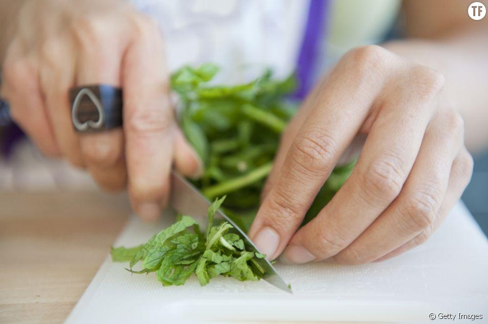 Les herbes aromatiques sont bonnes pour notre santé
