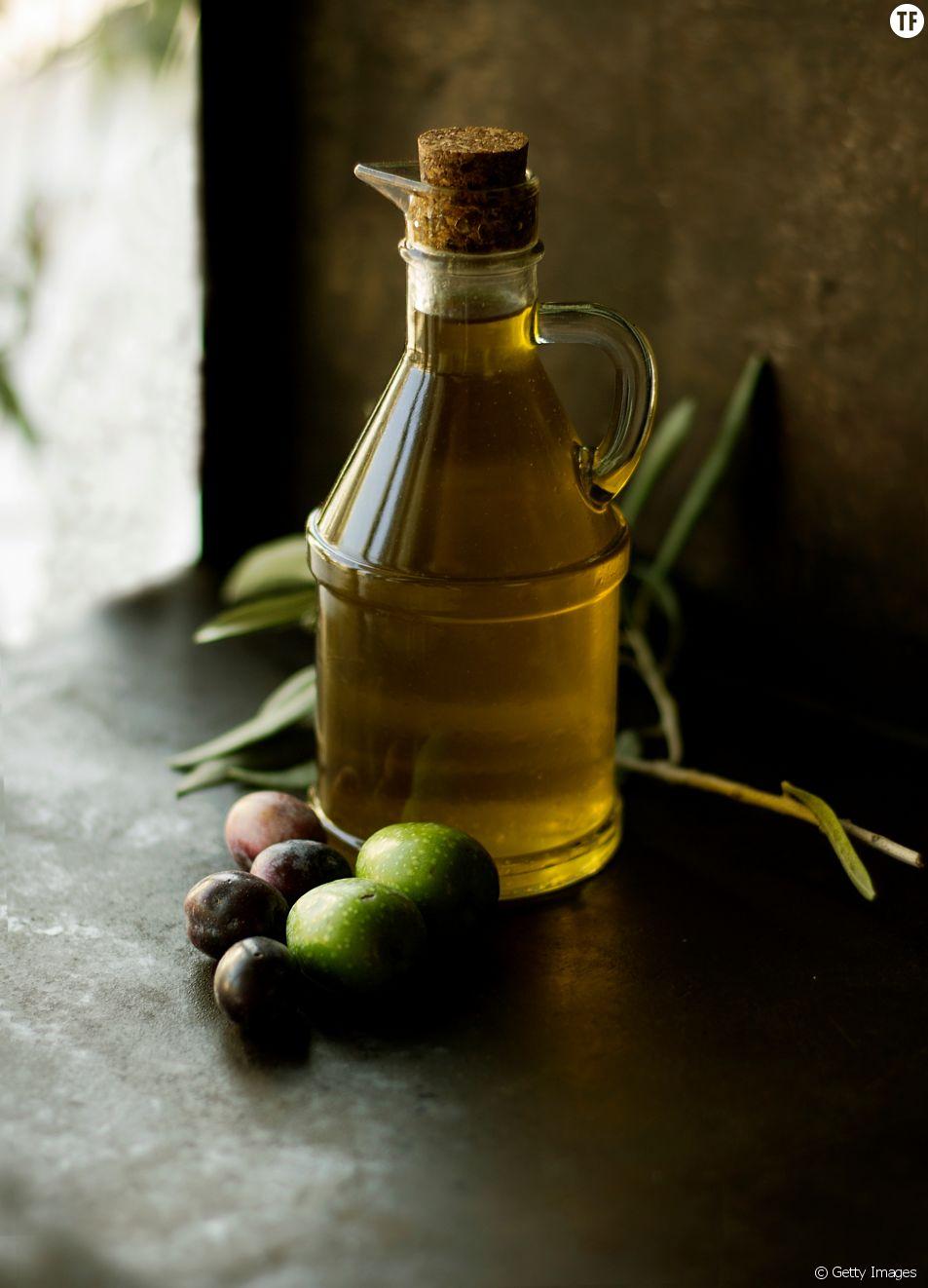 L'huile d'olive, plus forte que le viagra ?