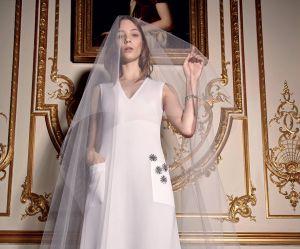 Et si on craquait pour une robe de mariée avec des poches ?