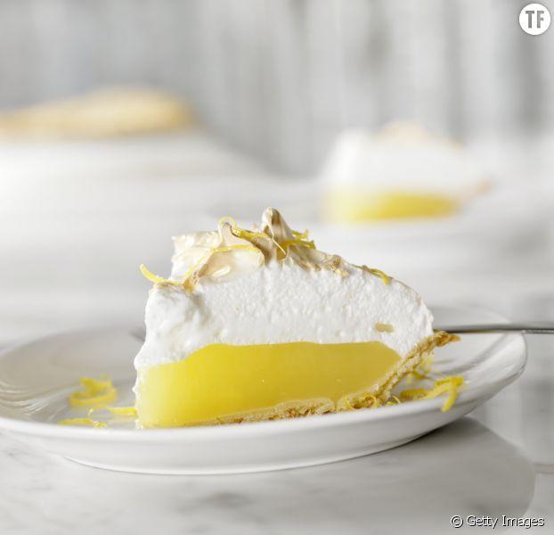 La recette facile et rapide de la tarte au citron