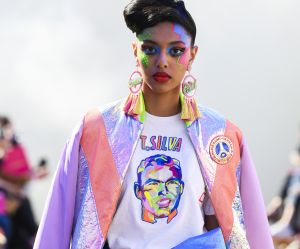Manish Arora fait défiler le PSG lors de la Fashion Week parisienne