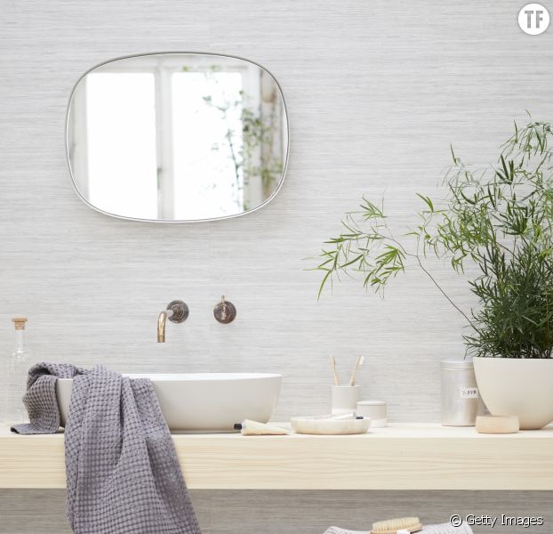 Lastuce Déco Pour Agrandir Sa Salle De Bain Terrafemina - Astuce deco salle de bain