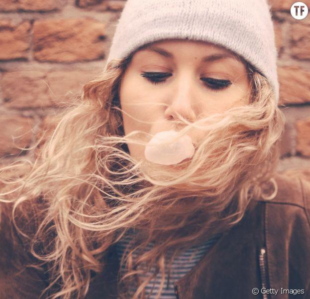 Cheveux en hiver