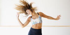 14 minutes de gym pour danser comme une petite folle