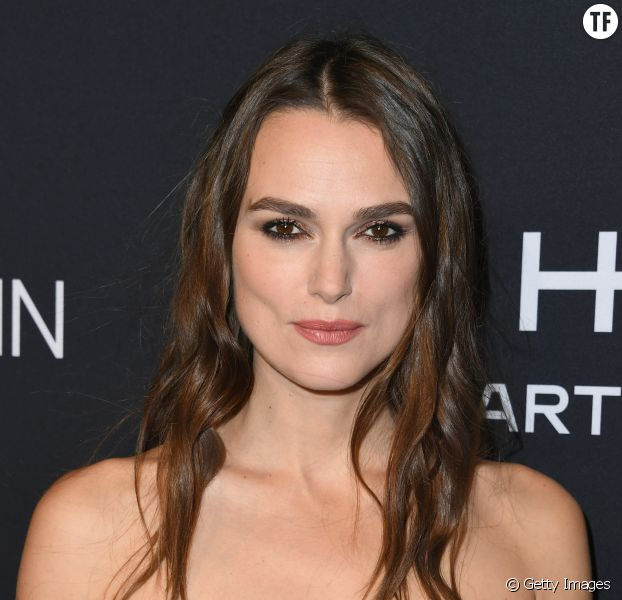 Pourquoi Keira Knightley interdit certains dessins animés Disney à sa fille ?