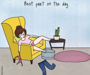 Cette BD hilarante illustre parfaitement nos petits soucis du quotidien