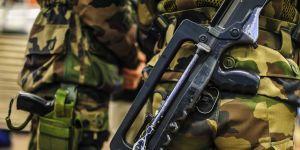 Des militaires de Sentinelle arrêtent un homme soupçonné d'agression sexuelle