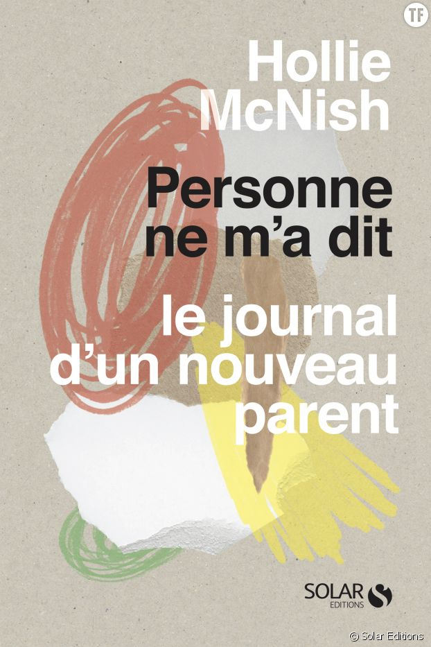 Hollie McNish, Personne ne m'a dit : le journal d'un nouveau parent
