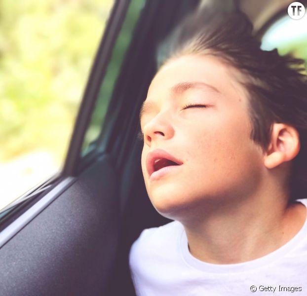 Votre enfant dort la bouche ouverte ? Cette maman alerte