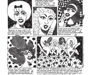 Elle veut éditer cette BD féministe culte des années 1970 en français