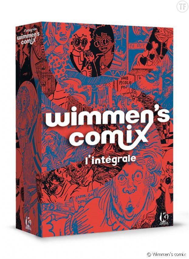Wimmen's comix l'intégrale en français