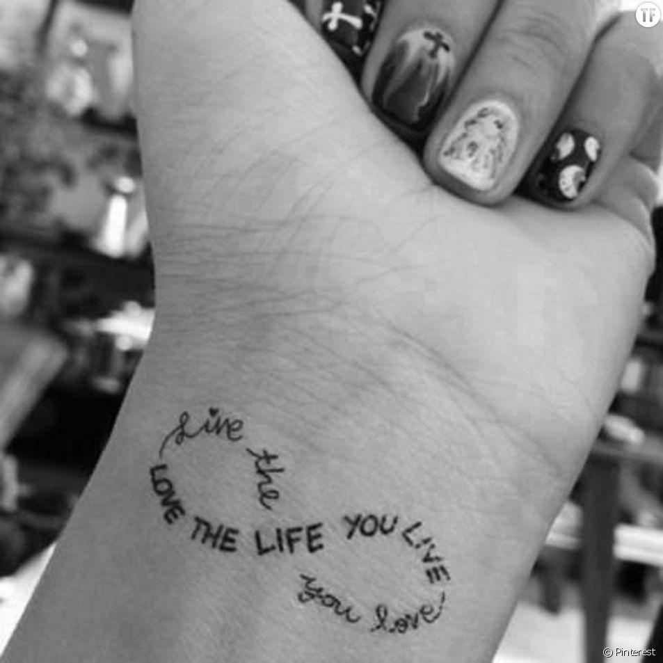 Les inspirations tatouages estime de soi