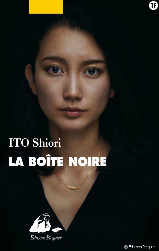 """Couverture de """"La boîte noire"""" d'Ito Shiori aux éditions Picquier"""