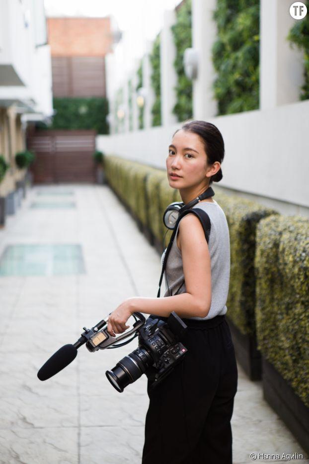 La photographe et journaliste Ito Shiori